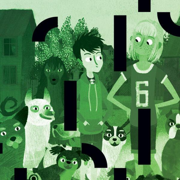 Jacob, Mimmi and the talking dogs (Jacob, Mimi y los perros parlantes) - 2018